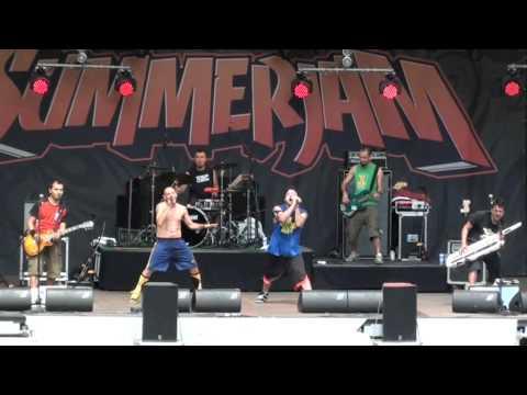 CHE SUDAKA live SUMMERJAM 2011