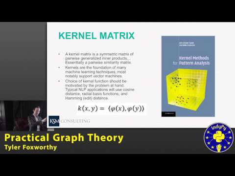 Practical Graph Theory: Applications to Real World Problems with Python