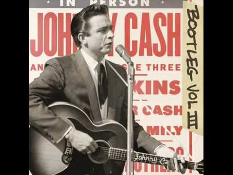 Johnny Cash -  In New River Ranch 1962
