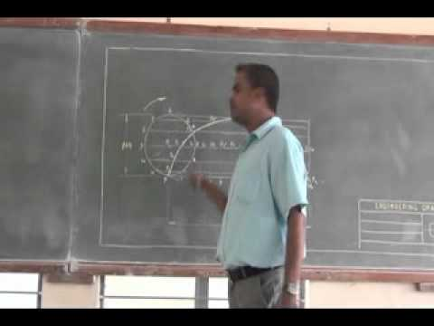 Engineering Graphics   Cycloidal Curves