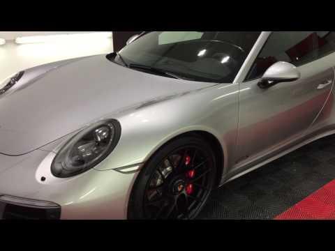 MANIAC AUTO Detailing Center-Porsche 991 GTS ph2