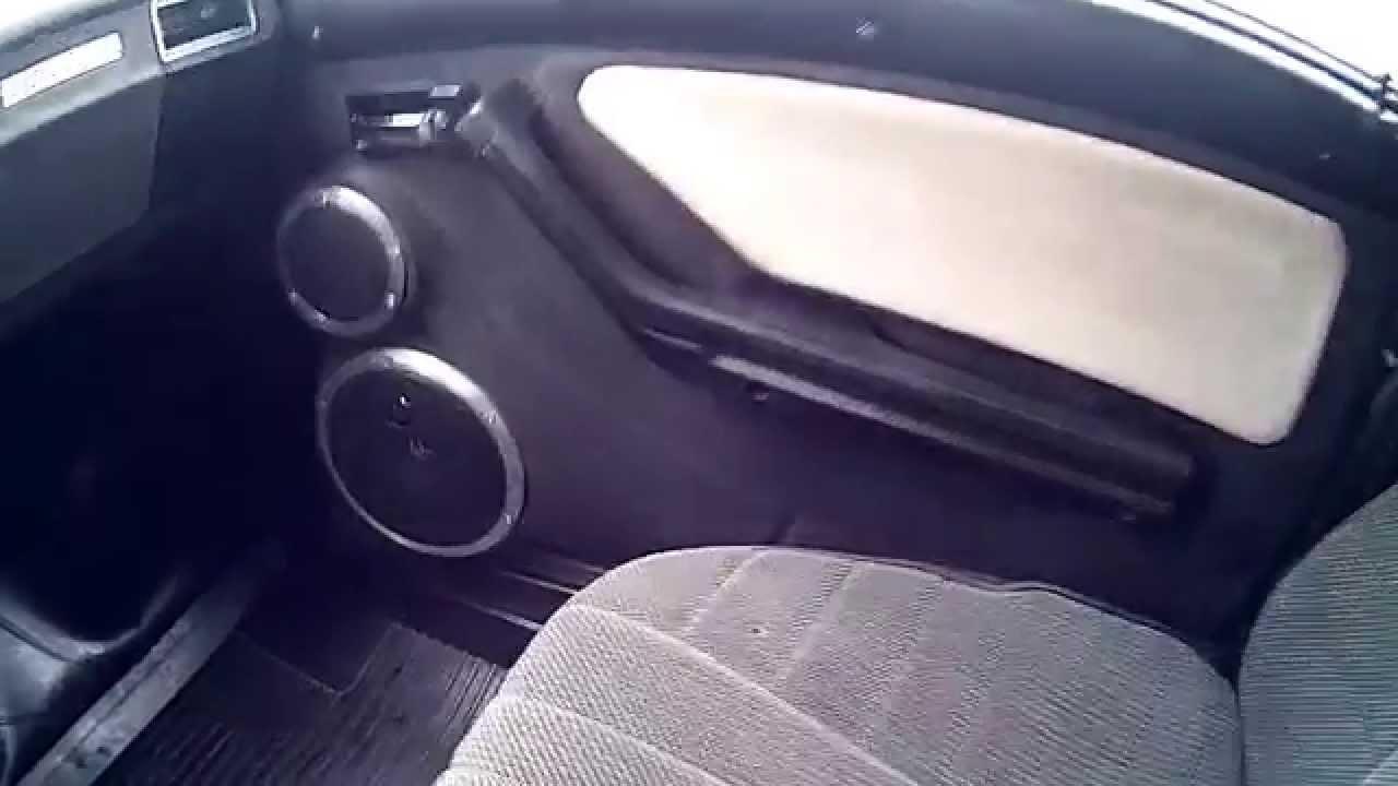 Урок Акустические подиумы Форд Фокус 2 Своими руками - YouTube