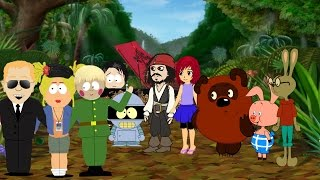 General-Animation Show - Рояль в кустах