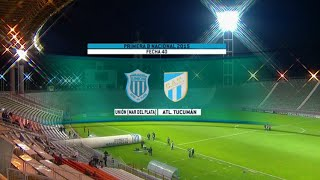 Union Mar del Plata vs Atl. Tucuman full match