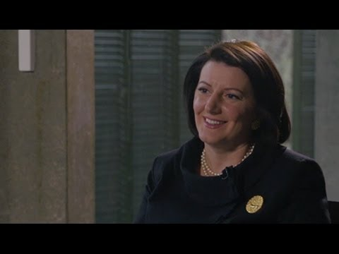 Interview with Atifete Jahjaga, President of the Republic of Kosovo