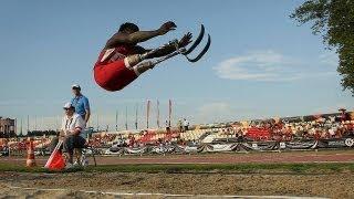 Athletics - men's long jump T42 final - 2013 IPC Athletics WorldChampionships, Lyon
