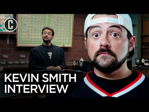 """Kevin Smith Talks Hollyweed, Jay and Silent Bob Reboot, Rivit TV and Plays """"Ice Breakers"""""""