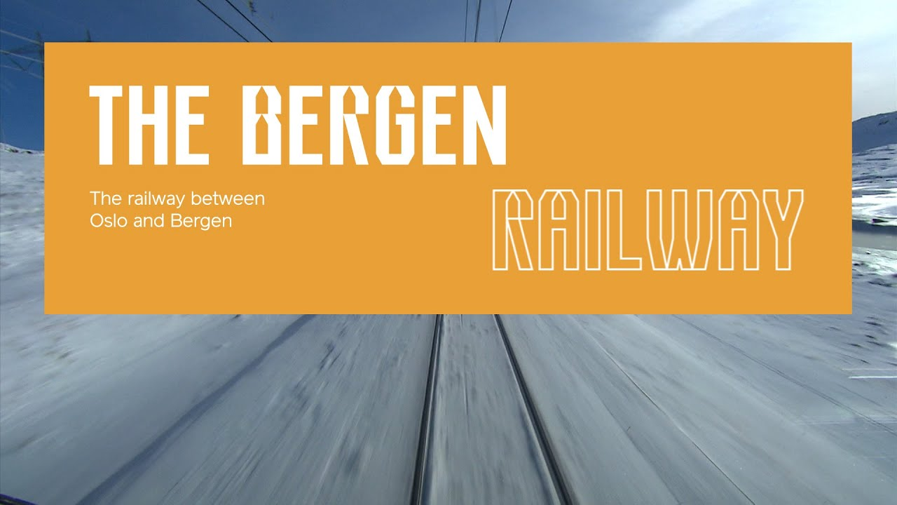 Thumbnail: Bergensbanen - The Bergen Railway - one of the world's most amazing train journeys