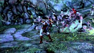 God of War 3: Dominus Kratos Gameplay