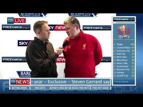 Chiles and Gerrard spoof - Darren Farley and Paul Reid