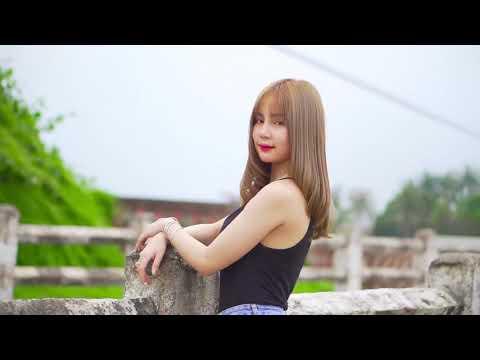 Mẫu tóc lá cụp Hàn Quốc siêu đẹp