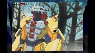 Digimon BlackWarGreymon Death