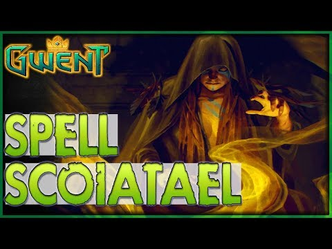 Spell Overflow! - Scoiatael Spellatael Deck Guide & Gameplay 👑 GWENT PRO LADDER | BETA GAMEPLAY Furo