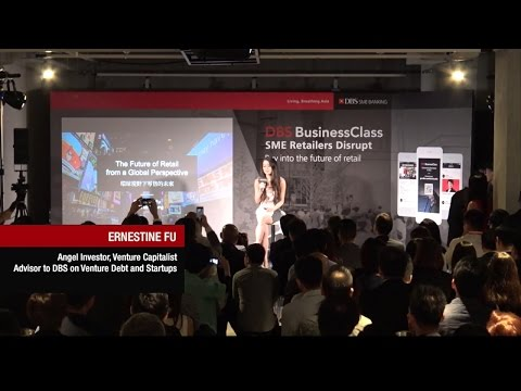 Ernestine Fu: The Future of Retail from a Global Perspective