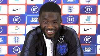 Fikayo Tomori Full Pre-Match Press Conference - Czech Republic & Bulgaria Euro 2020 Qualifiers