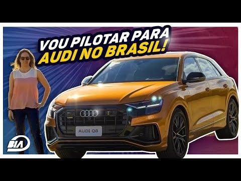 Agora sou piloto oficial Audi Brasil | #biaracing #audiq8
