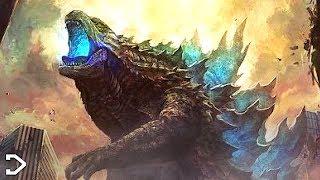 What Does Godzilla EAT? - Godzilla: Monster Planet