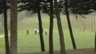 南瀛百景-新化高爾夫球場