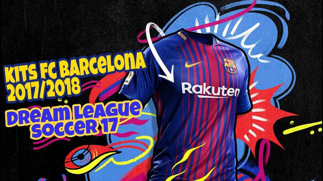 Jersey Dls 2018 Barcelona - Jersey Kekinian Online