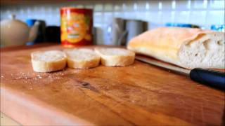 Kiwi Cook - Vanilla Bean French Toast