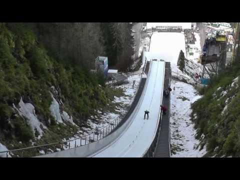 Skifliegen Kulm Bad Mitterndorf 2014