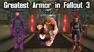 Fallout Fives | Greatest Armor in Fallout 3