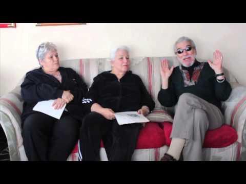 Entrevista a Rosita, Marina y Alberto Rodriguez (Hablando de Rómulo Betancourt) PARTE 1