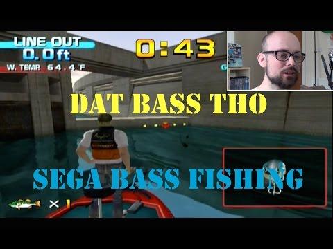 Sega Bass Fishing Gameplay (Wii)