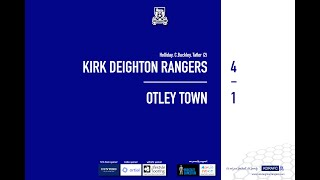Otley Town Match Highlights