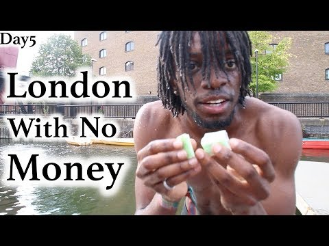 London With No Money - Day 5