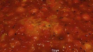 """""""delicacy Tomato Chutney For Bara"""" """"surinamese Recipes"""""""