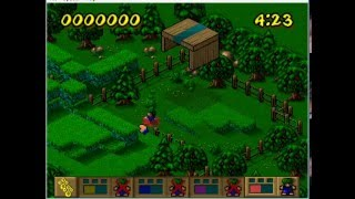 Lemmings Paintball - Part 1 - Fun Levels 1-15 (Live Commentary)