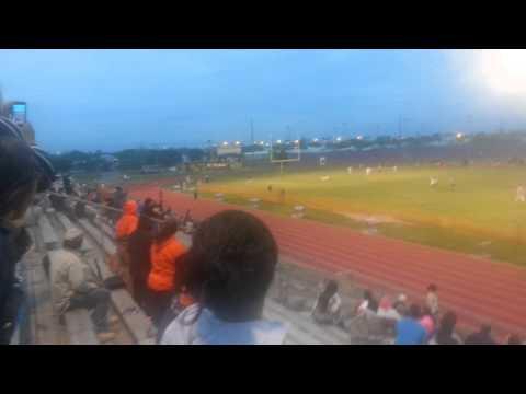 Amaya Brown Goliad Middle School Track Meet-Aransa