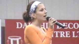 WRTC Talent Show 2010, Dauphin Mb - Franny Kline