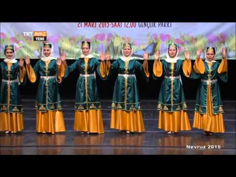 Nevruz 2015 Özel Programı - Ankara - TRT Avaz