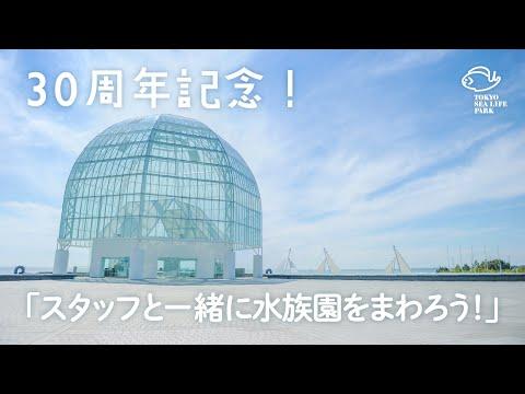 30周年記念!葛西臨海水族園を紹介します【FULLver.】