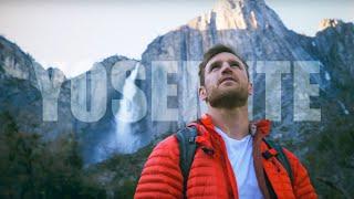 Hiking in Yosemite National Park w/ Cory Tran