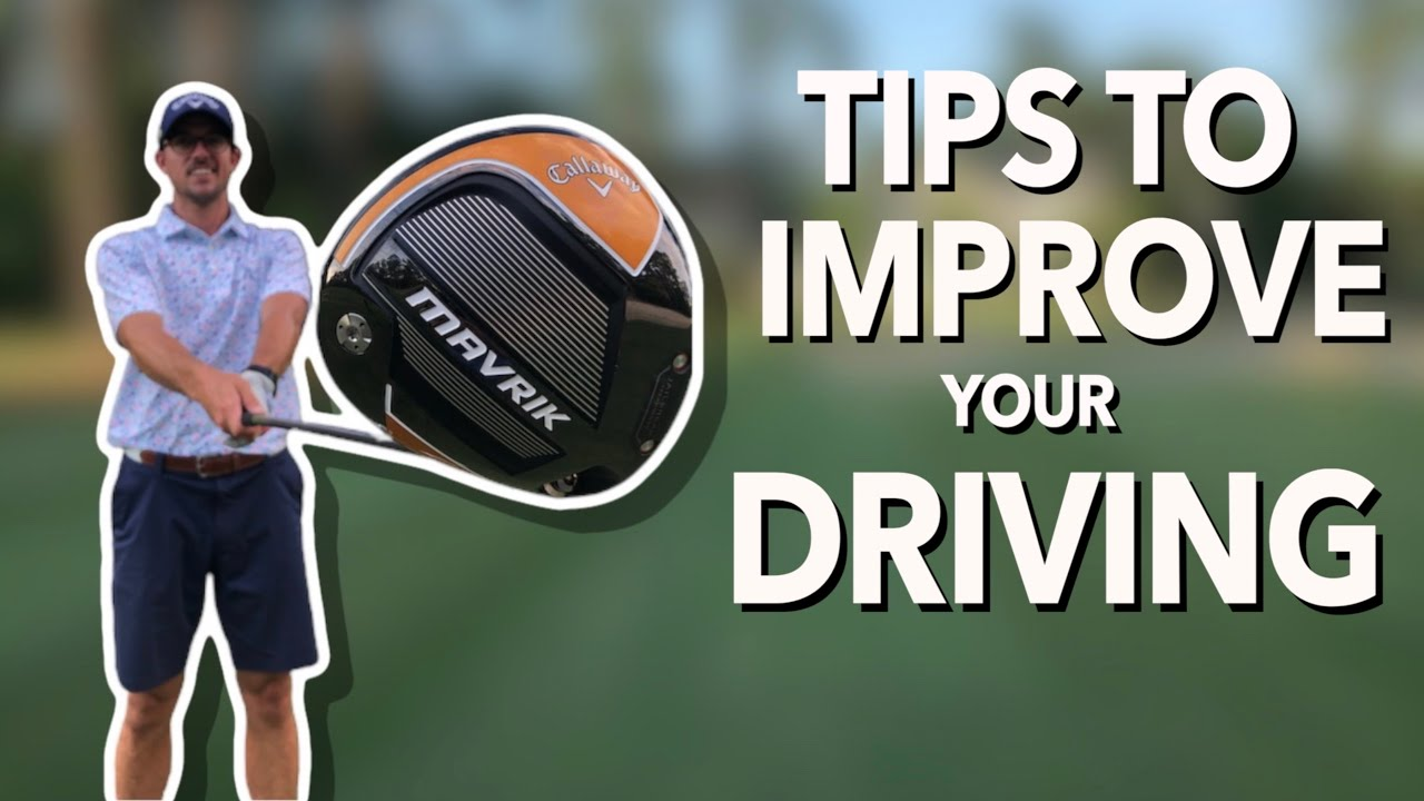 Tips and Drills to Improve Your Driving! Drive it like Jerge Part 1| Bryan Bros Golf