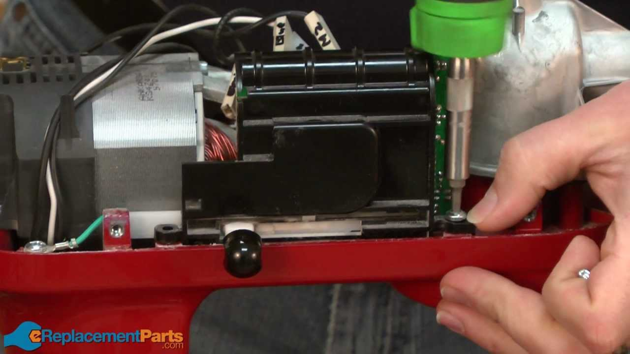 How to Replace the Speed Sensor and Control Board on a