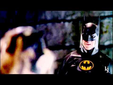 Bruce Wayne & Selina Kyle ; Rise Above [Batman Returns]