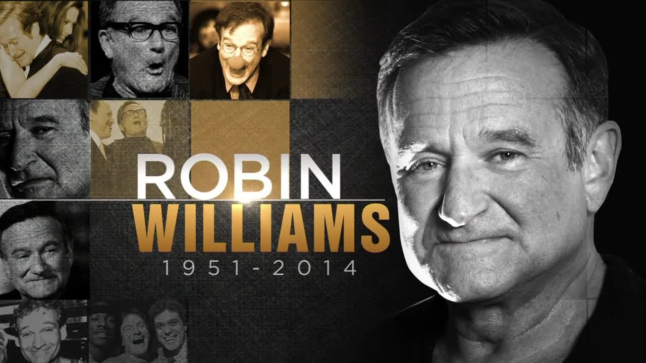 Robin Williams murió ahorcado con cortaduras en su muñeca - YouTube