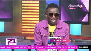 21 QUESTIONS : John Blaq on fame, beef and music