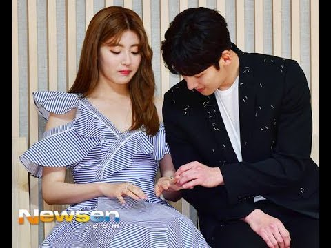 Ji Chang Wook U0026 Nam Ji Hyun [JiJi Couple]   Sweet Moments Part1