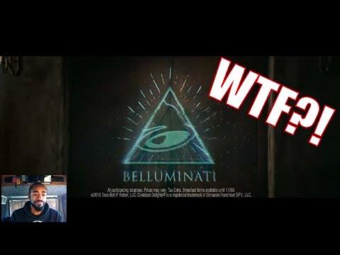 SHOCKING!!! NEW ILLUMINATI TACO BELL COMMERCIAL!!! (Truth Hidden in Plain Sight)