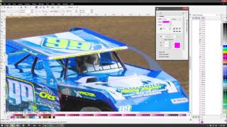 Brent Crowley Design-Dirt modified illustration - time lapse