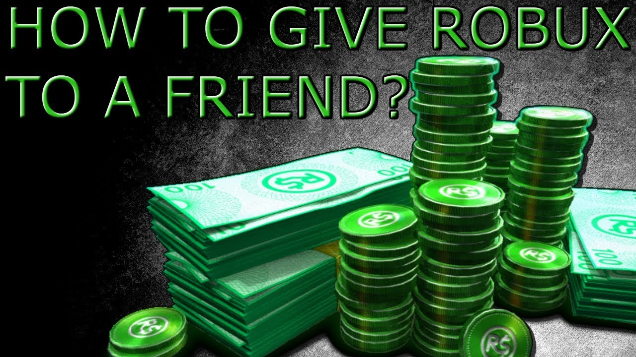 HOW TO GIVE FRIENDS ROBUX? (UPDATED) - GameDai