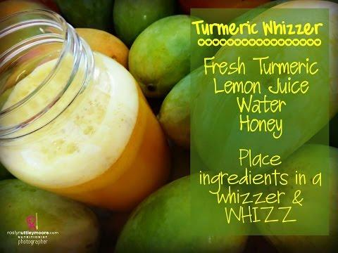 Turmeric Whizzer ~ Liver Tonic