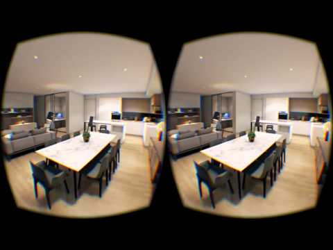 CM R&D Labs Real-time 3D with Oculus Rift