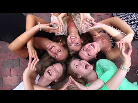 Tri Sigma UNC Chapel Hill Recruitment Video 2015