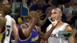 MWG -- NBA 2K14 -- Ultimate Base Roster (96-97 Season) Showcase